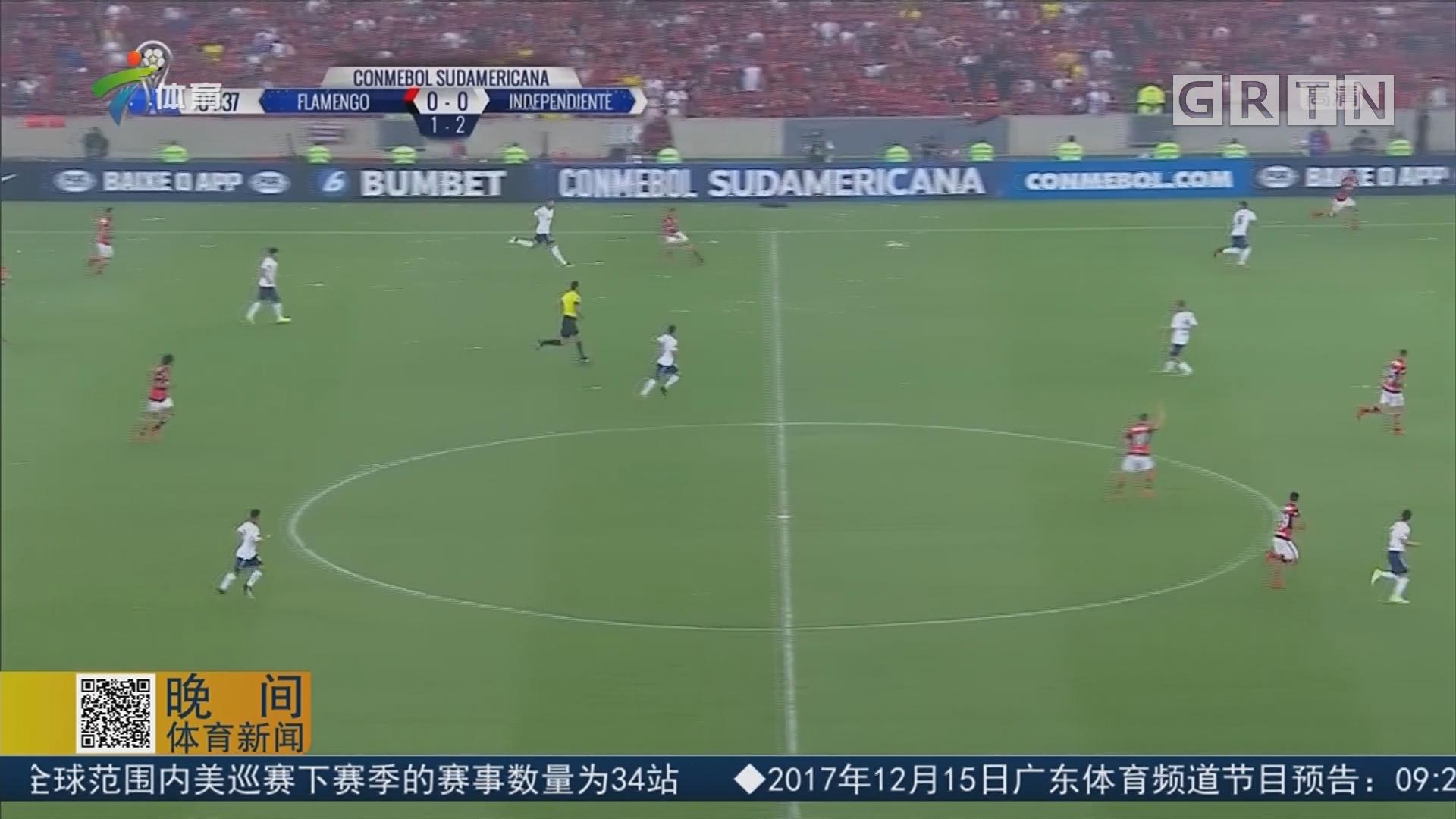 小将建功 阿根廷独立队南美杯登顶