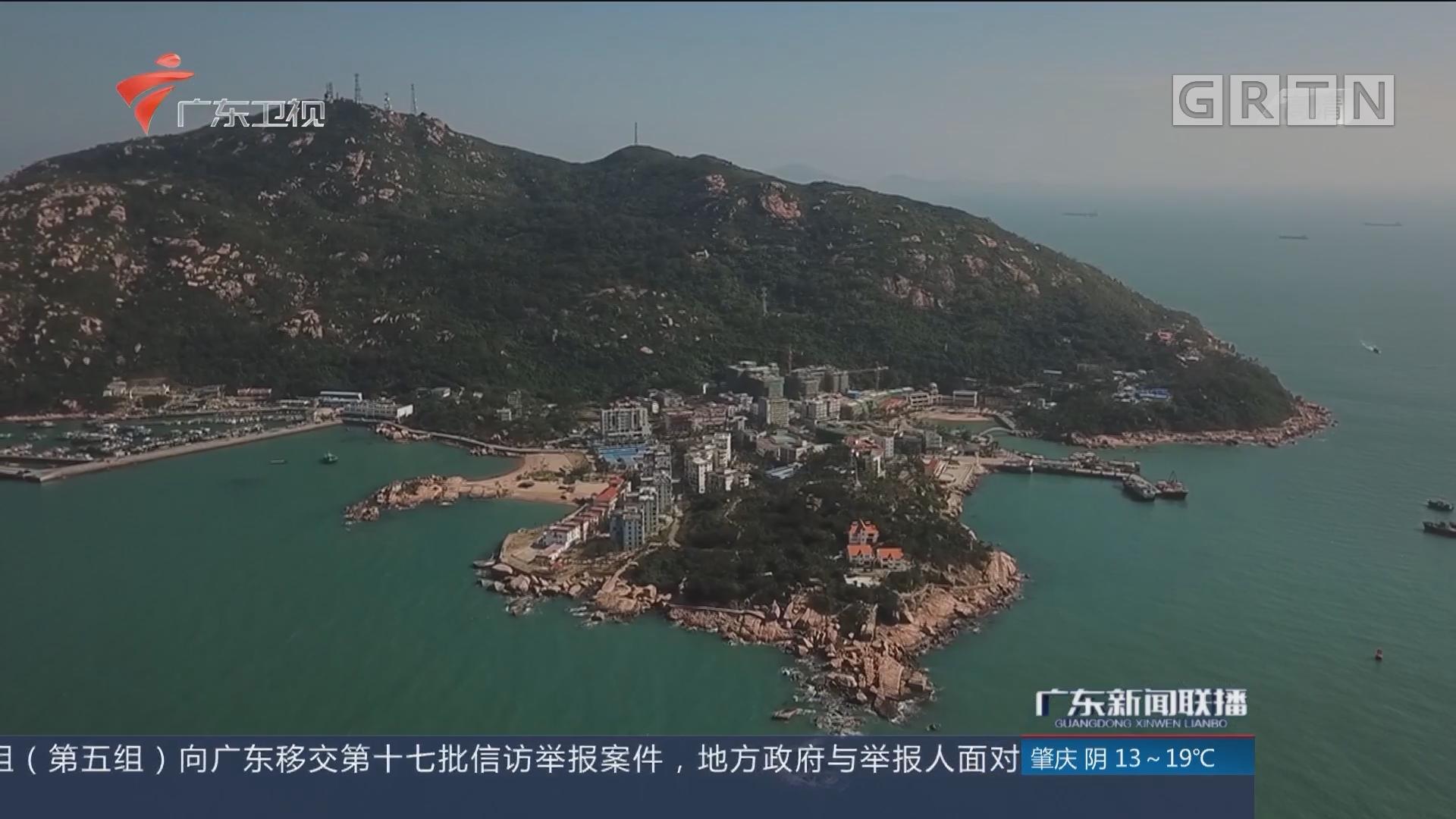 """""""百島之城""""珠海的濱海旅游發展之路"""