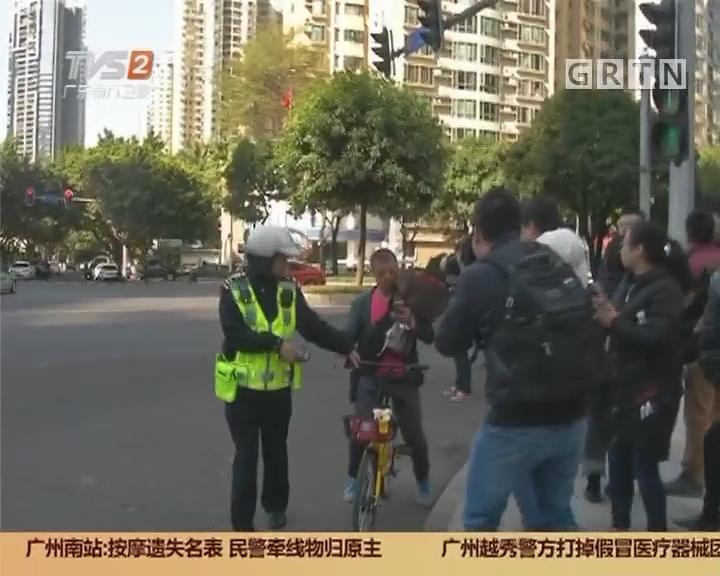 广州:外卖车违法将录入大数据 企业担责