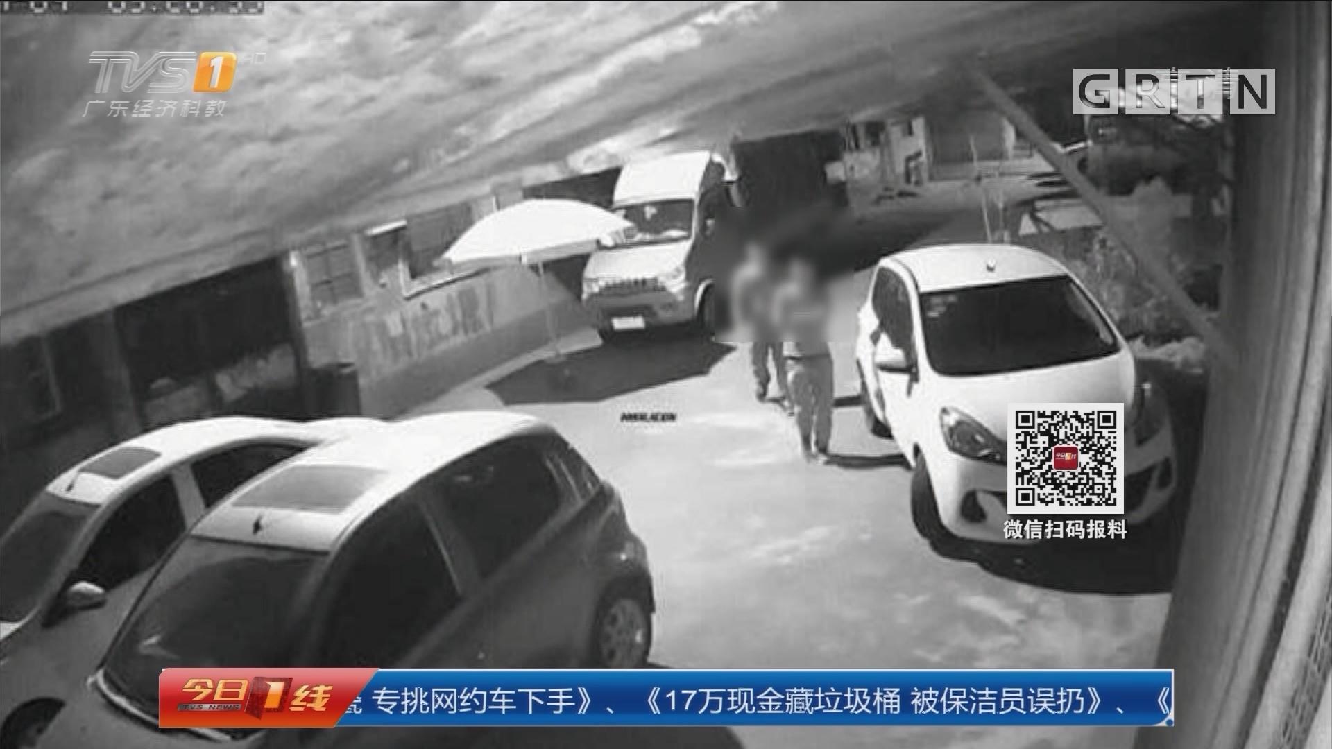 江门鹤山:警方出手 摩托盗窃团伙覆灭