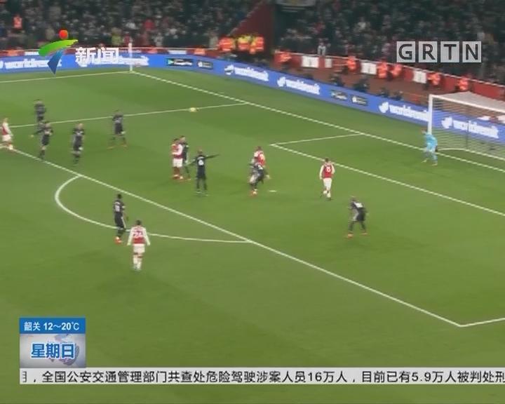英超:林加德梅开二度 曼联3比1力克阿森纳