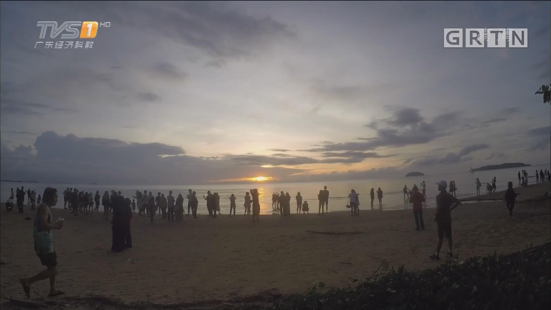 马来西亚——丹绒亚路沙滩