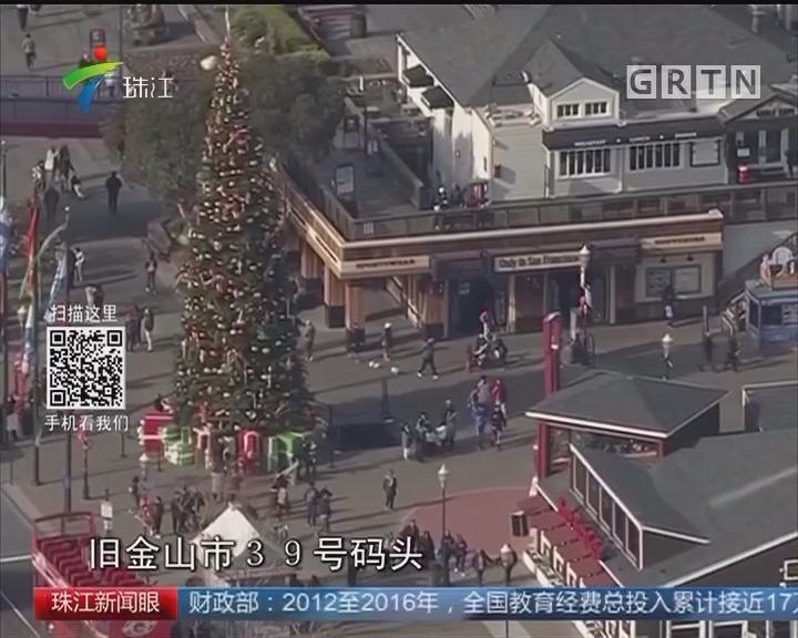 美挫败针对旧金山圣诞恐袭图谋