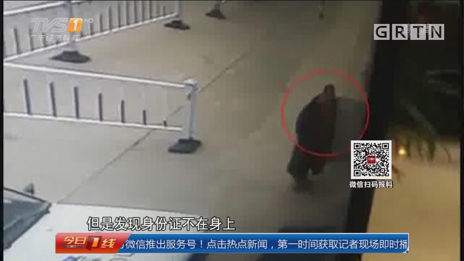 江苏徐州:盗窃逃跑手舞足蹈 自己走进派出所