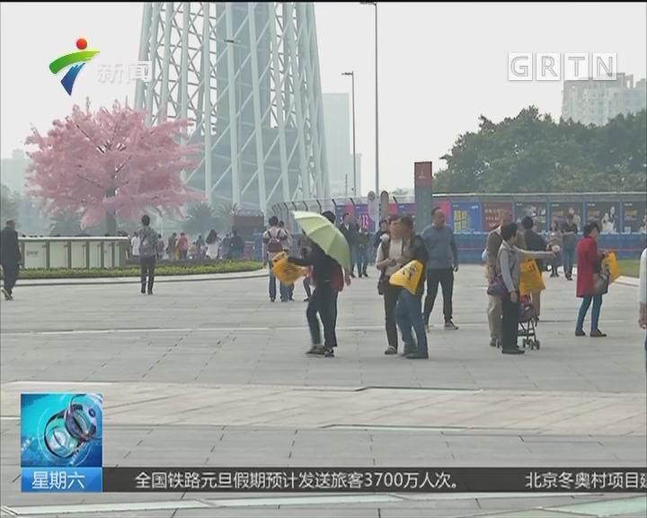 广州:跨年夜 广州塔等公共场所无倒数活动