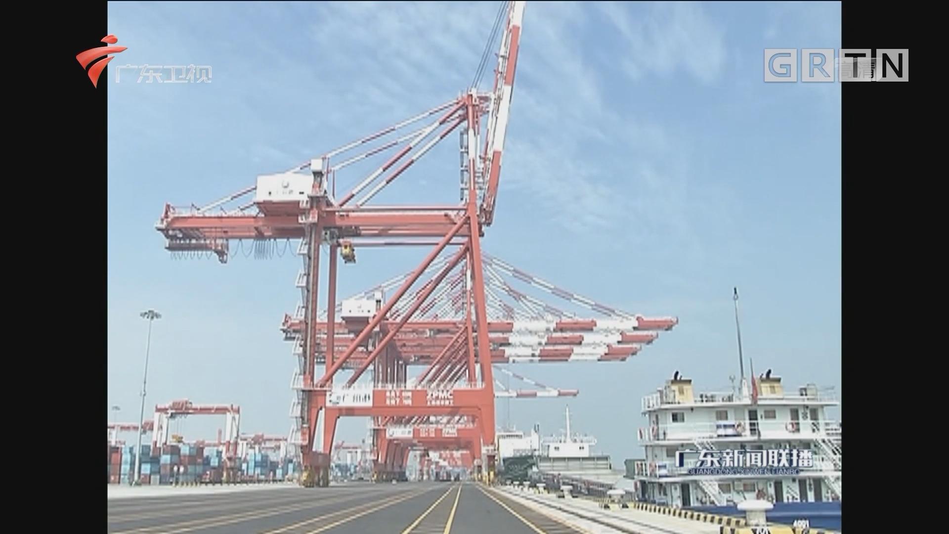 广州:开放构建新格局 新一轮发展再腾飞