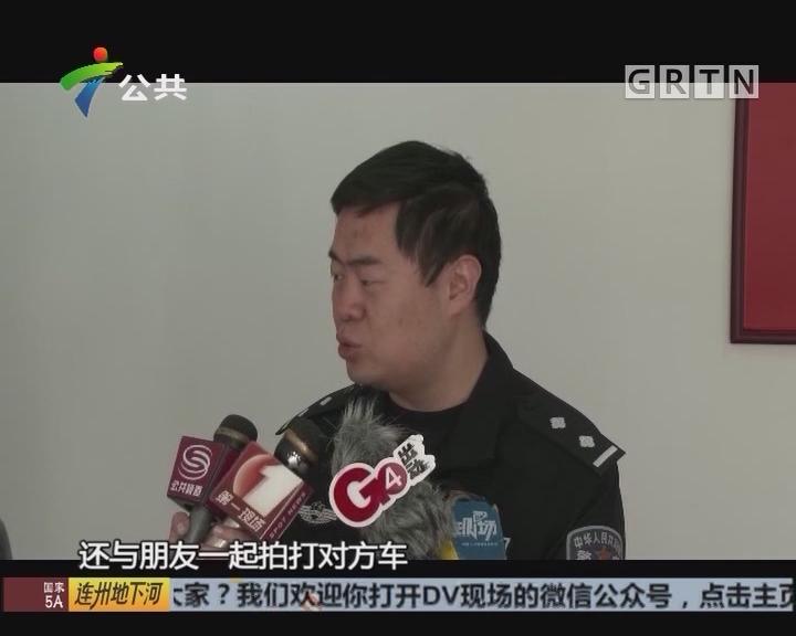 深圳:两男子酒后闹事 一人被警方拘留
