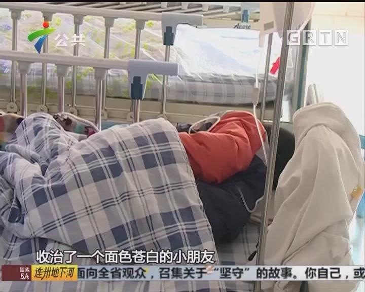 中山:男童头晕未重视 检查才知脑血管异常