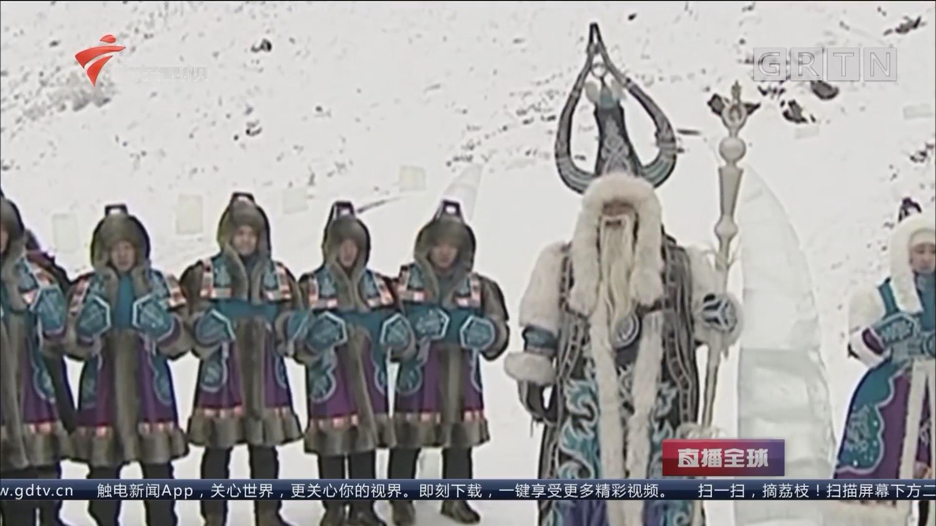 想要问问你敢不敢? 零下56度过圣诞! 还有奇特的西伯利亚版圣诞老人