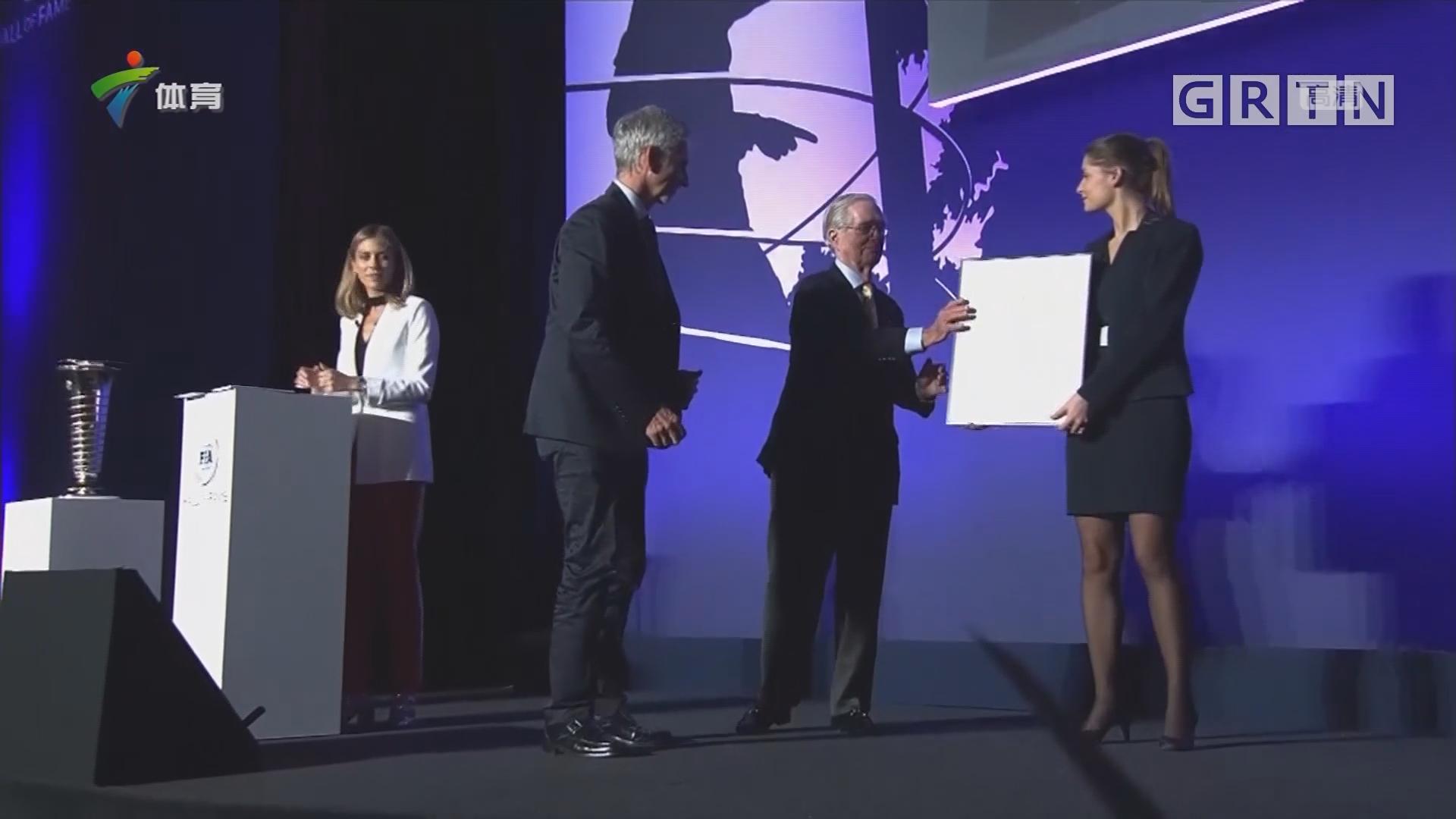 国际汽联名人堂巴黎揭幕