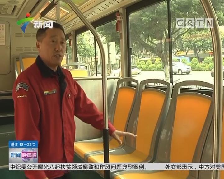 广州:乘客车上晕倒 公交司机伸手相助