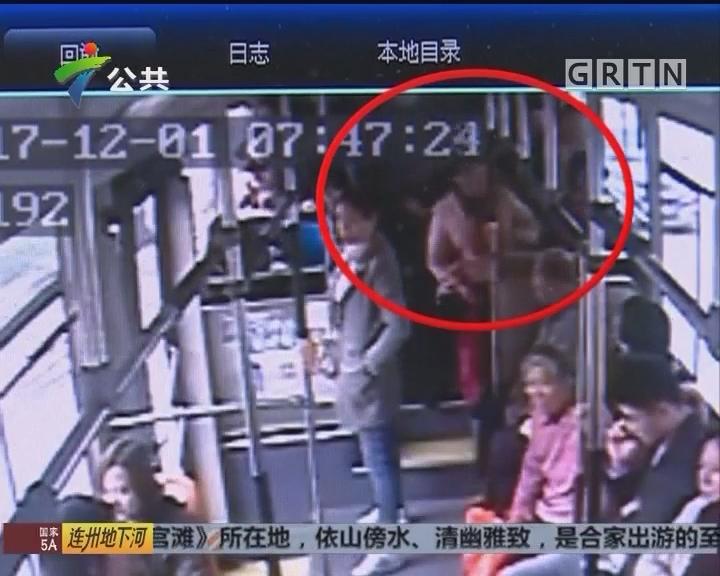 佛山:男乘客晕倒 公交车化身救护车