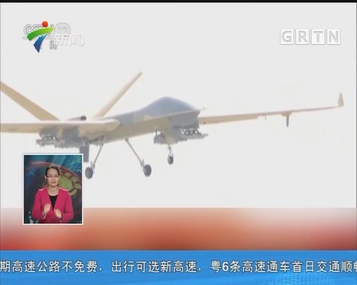 创造国内无人机打靶式试验新纪录