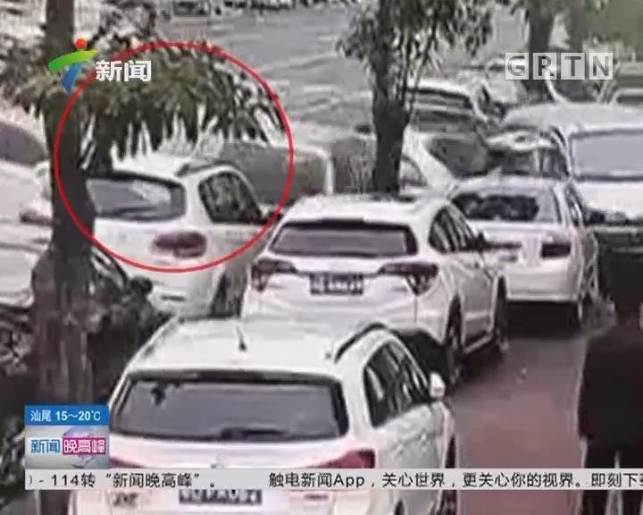 汕头:宝马逆行撞人致一死 伤者入院抢救