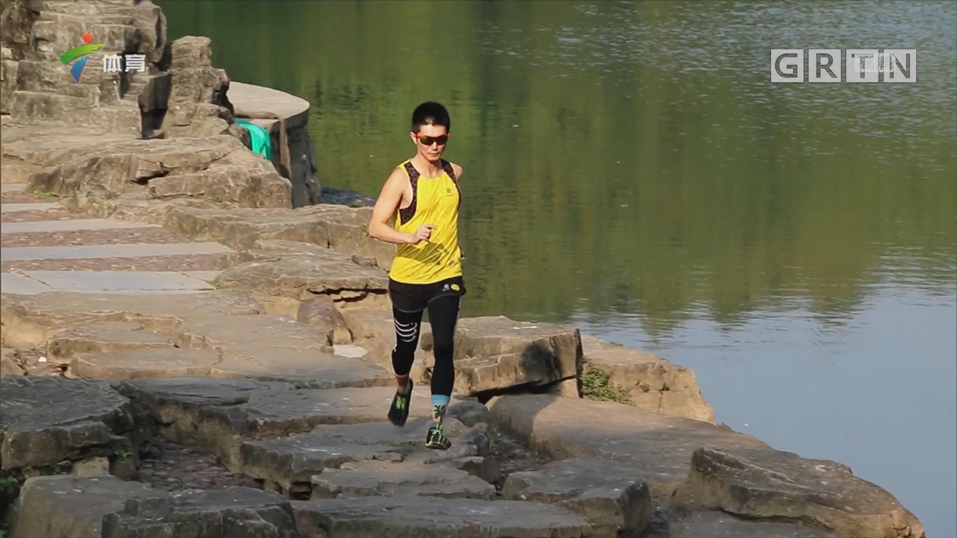 容伟斌:广州马拉松越来越人性化