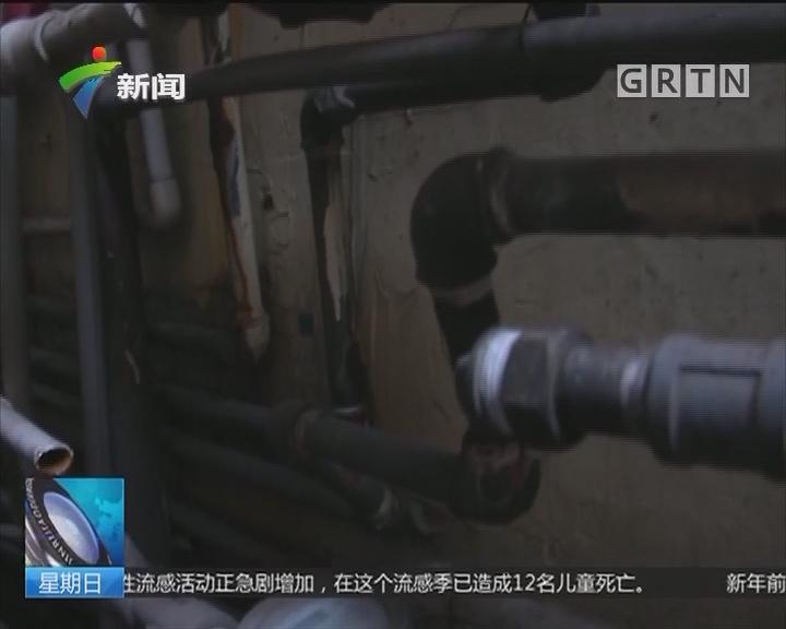 深圳宝安:一屋两业主 泼漆撬门暴力逼迁?