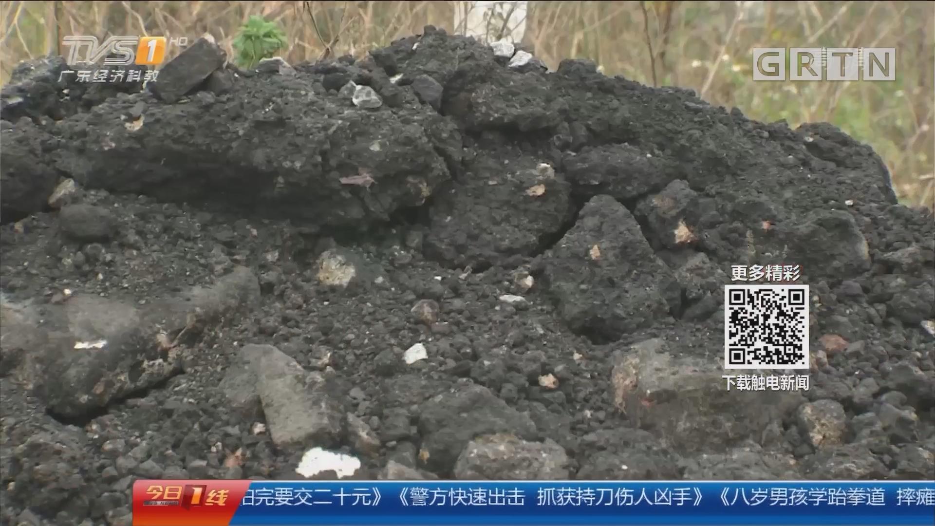 一线独家调查:惠州园洲 又见违规烧煤排黑烟 环保部门介入
