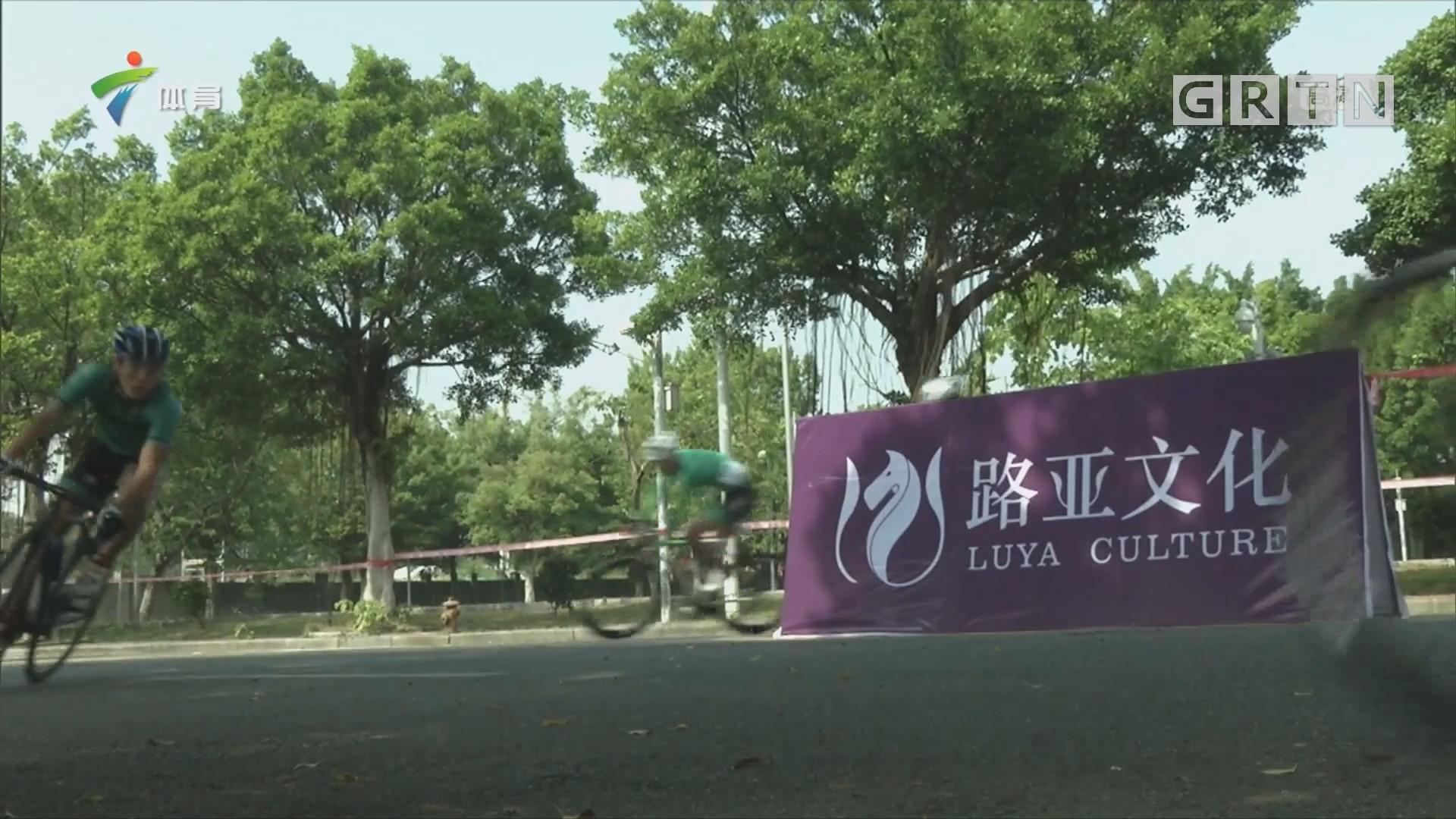 广东省第四届自行车绿道联赛佛山站本周日开赛