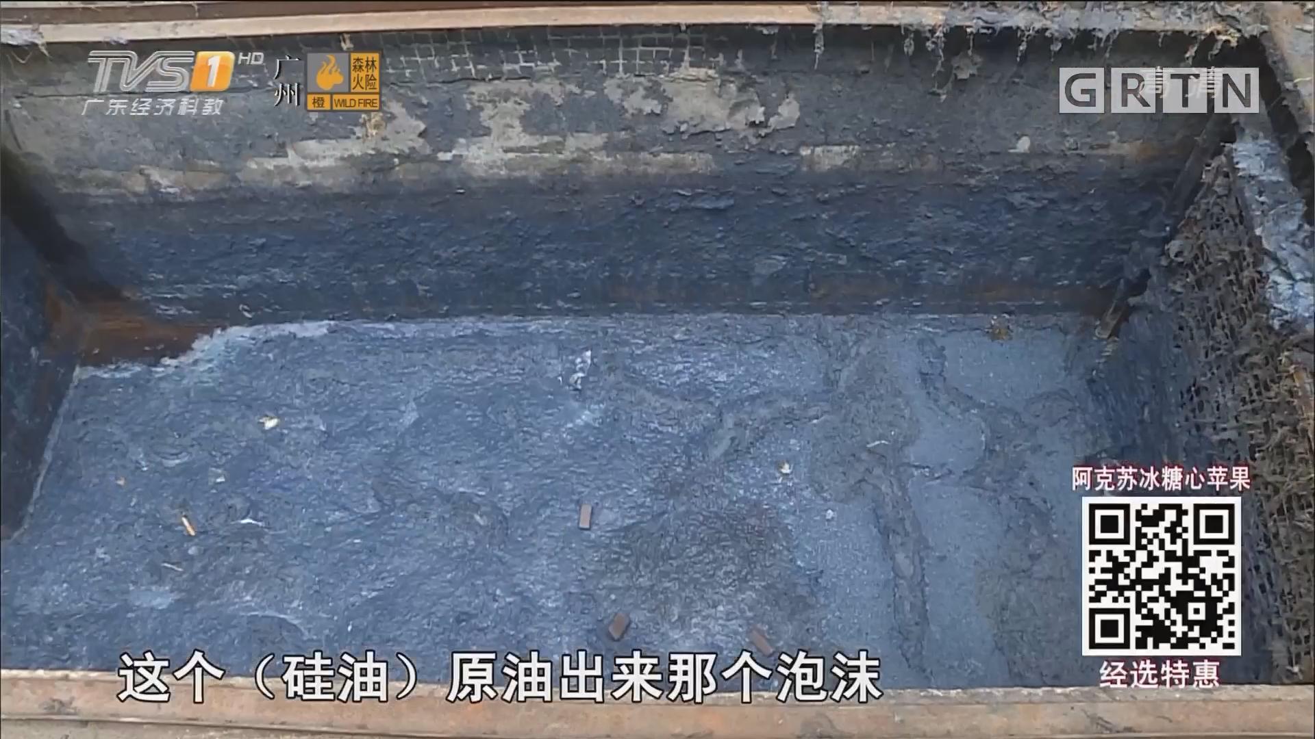 广州番禺:非法排放导致石岗东涌氨氮超标十余倍