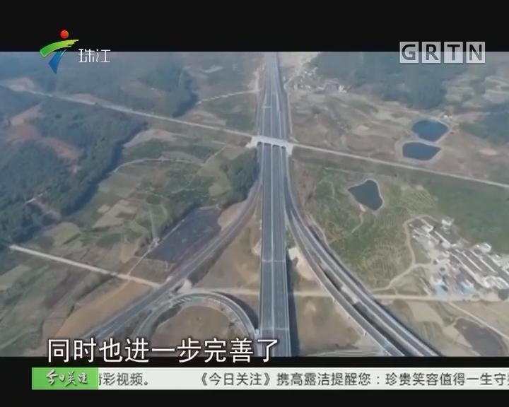 仁新高速公路(一期)建成通车