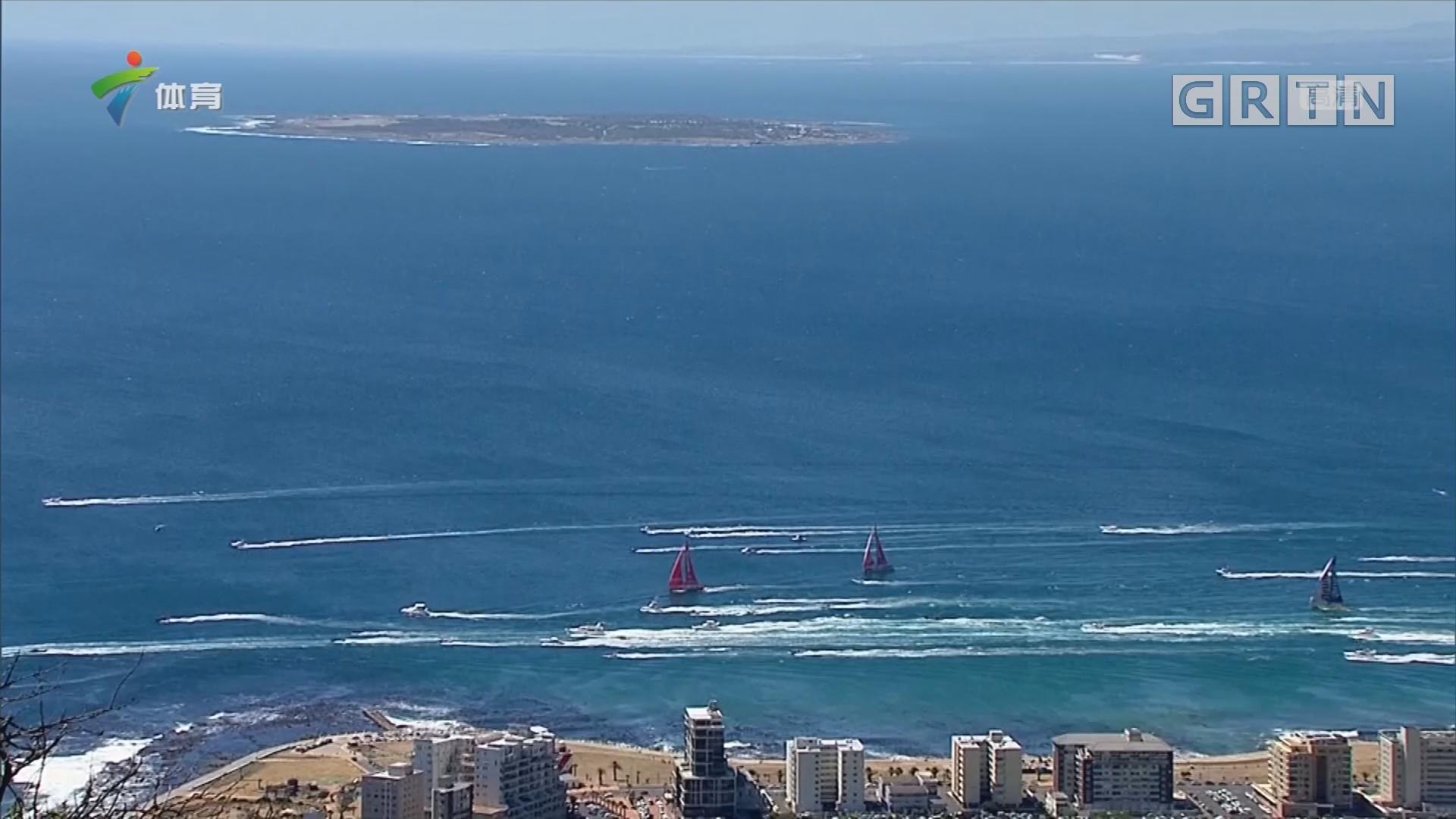 沃尔沃环球帆船赛 第三赛段正式启航