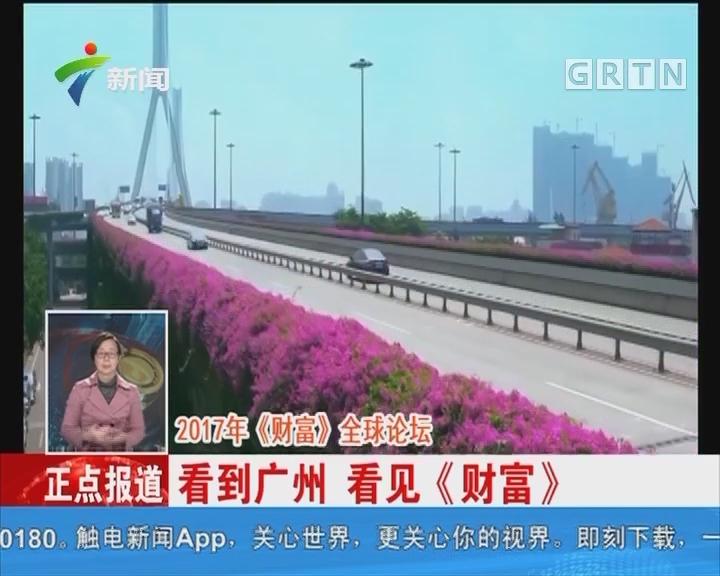 看到广州 看见《财富》