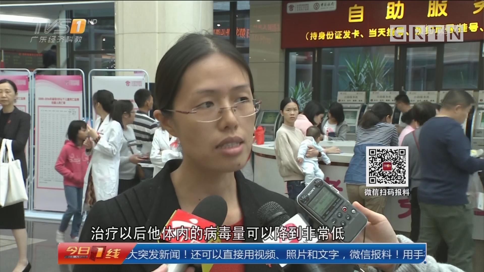 世界艾滋病日 广东今年新发6201例艾滋病感染