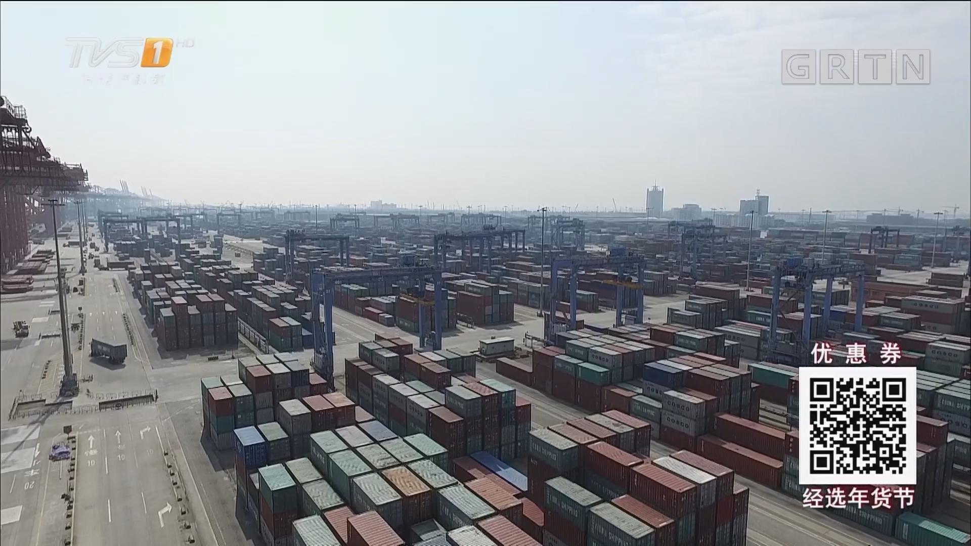 广州港 有望跻身全球前三