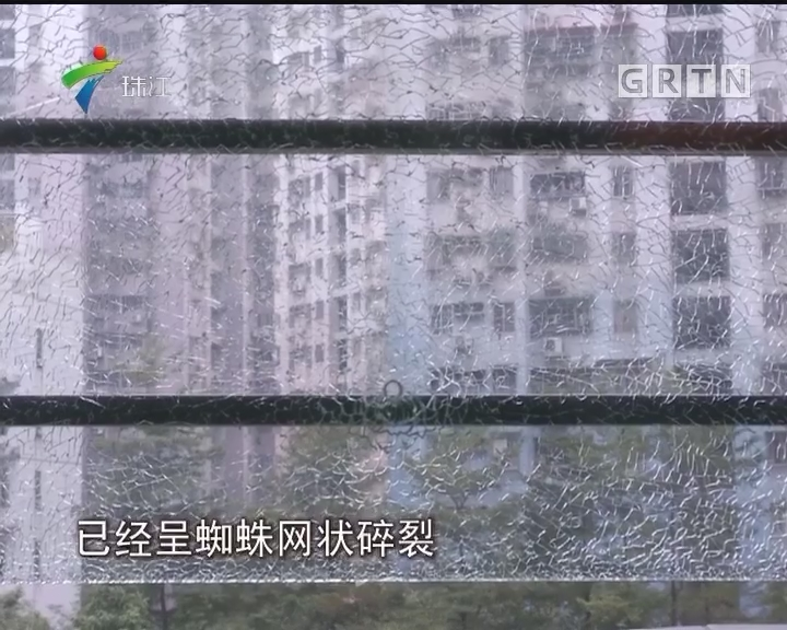 """广州:小区忽闻""""枪声"""" 原是钢珠弹袭击"""