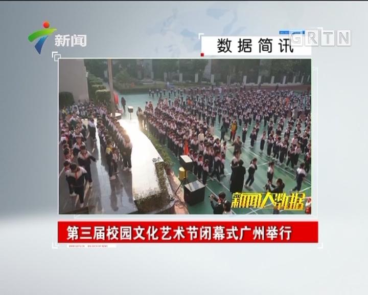 第三届校园文化艺术节闭幕式广州举行