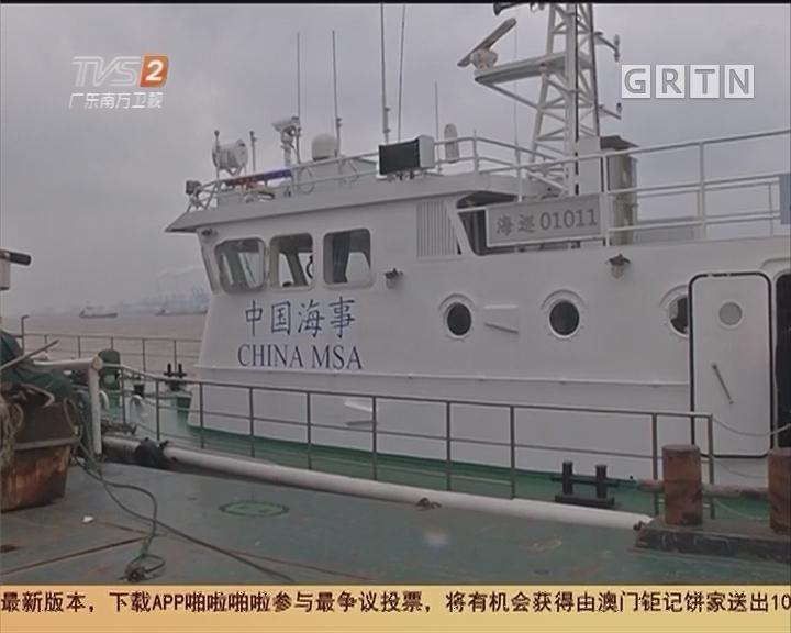 上海:凌晨发生沉船事故 十名船员下落不明