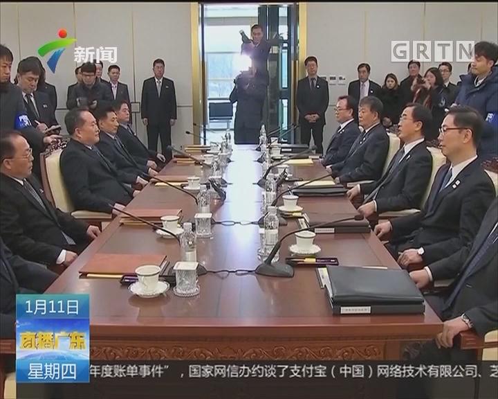 国际奥委会对朝鲜参加平昌冬奥会表示欢迎