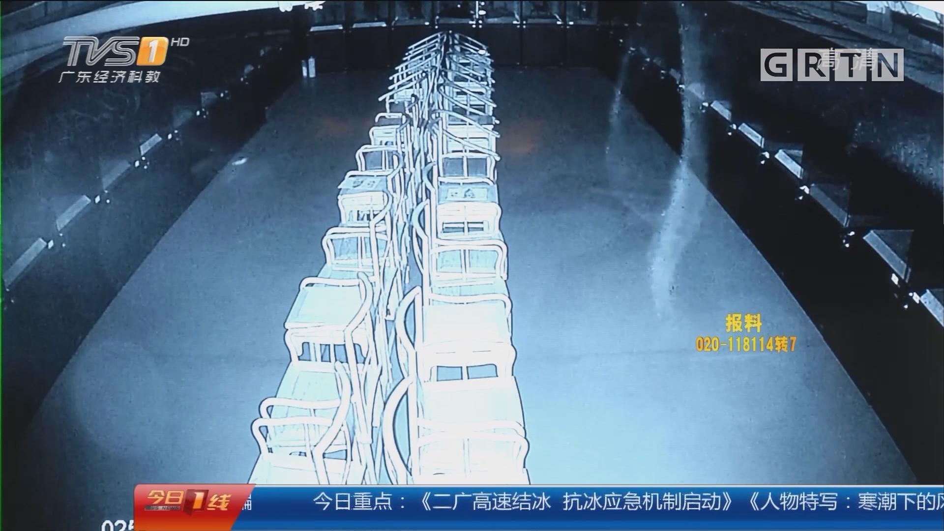 深圳:怪诞! 私人博物馆接连拍下不明漂浮物