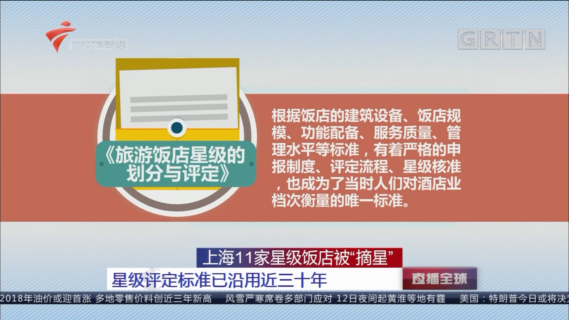 """上海11家星级饭店被""""摘星"""":星级评定标准已沿用近三十年"""