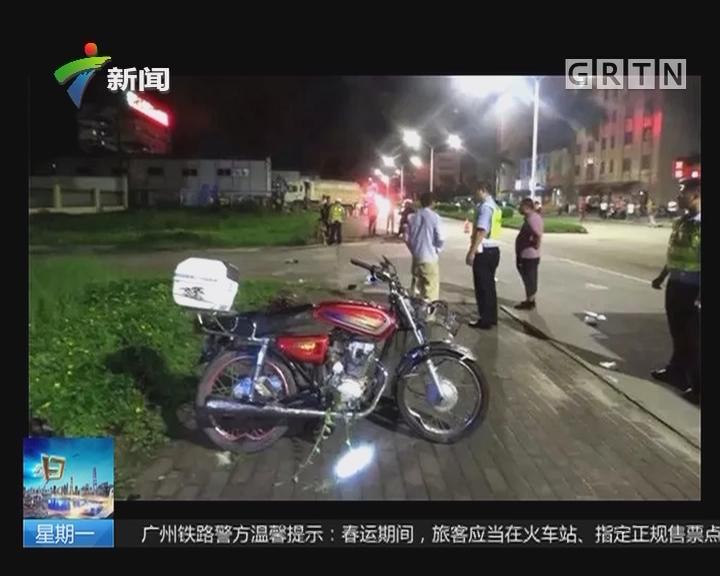 珠海:15岁少年飙车 飞撞路基身亡