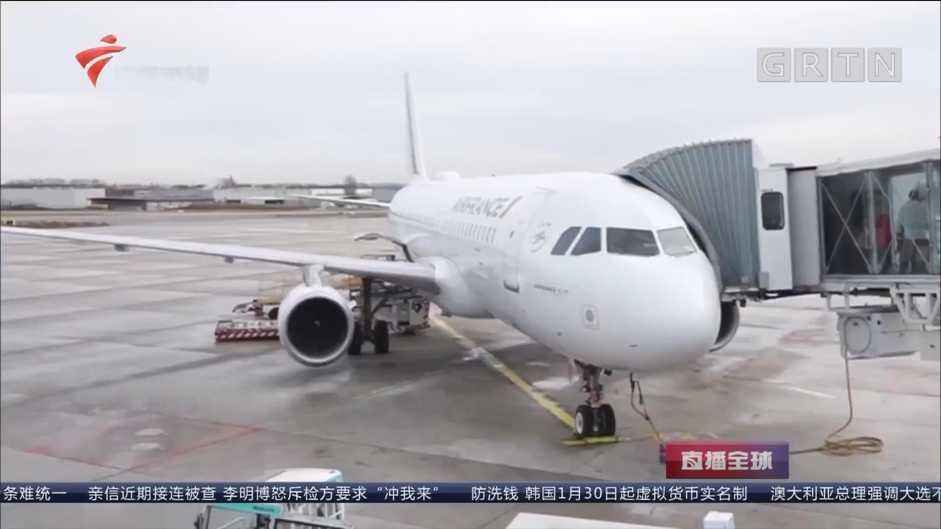 全球化的机载WIFI:国际航空公司WiFi覆盖各有差异