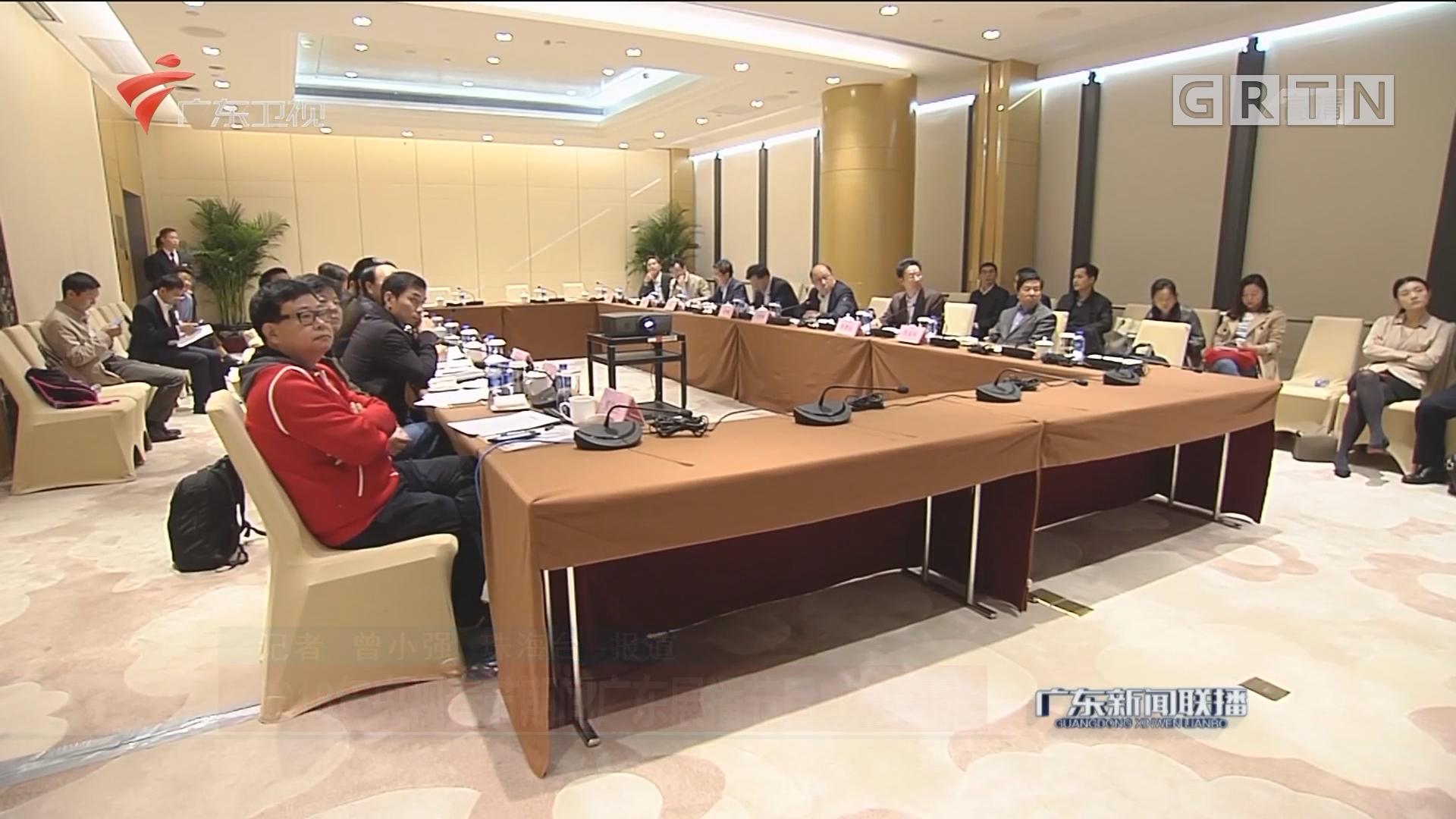 2018年央视春节期间广东展播节目成功彩排