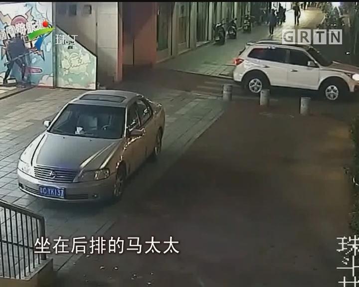 珠海:酒驾又调包!警察面前严母六巴掌教子