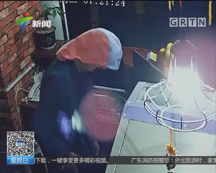 河南洛阳:毛贼几月不洗澡 警察循臭抓正着