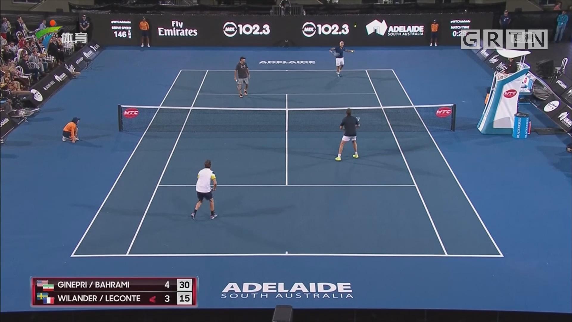 世界网球挑战赛继续进行