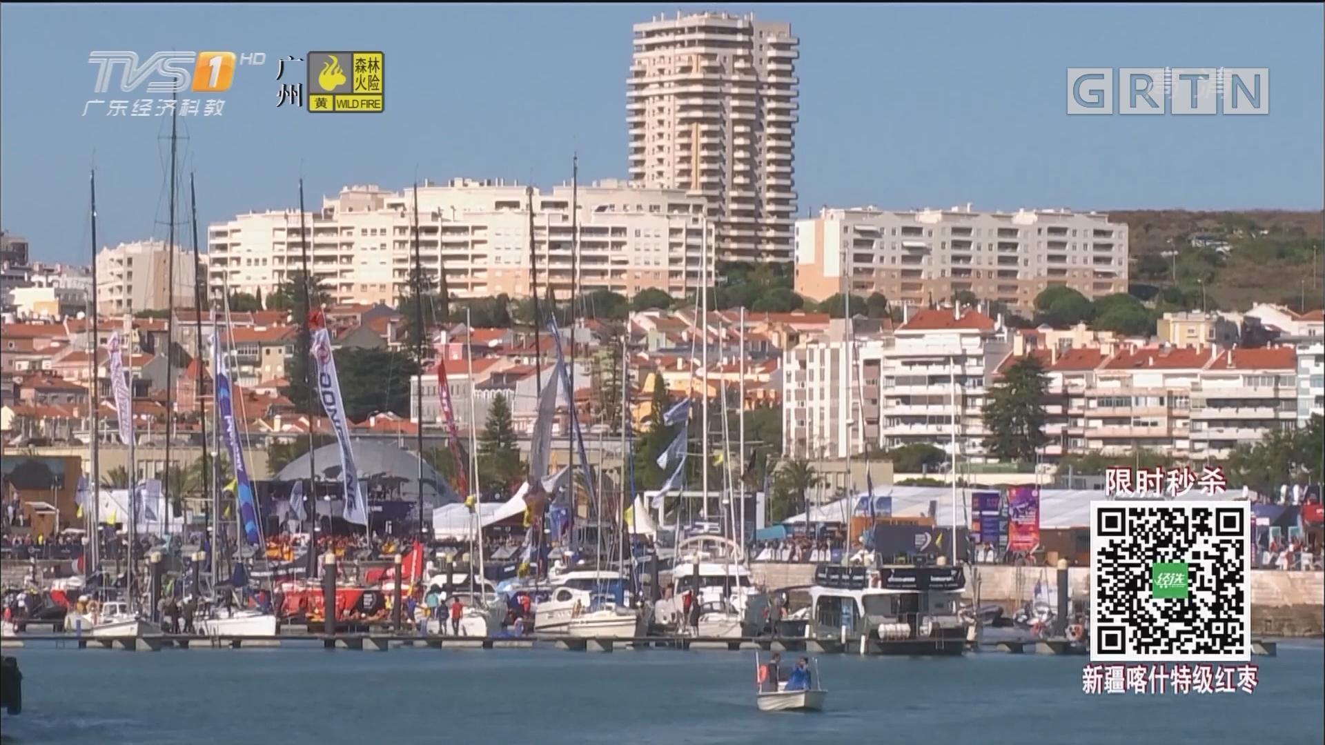 沃尔沃环球帆船赛 两周后停靠广州南沙