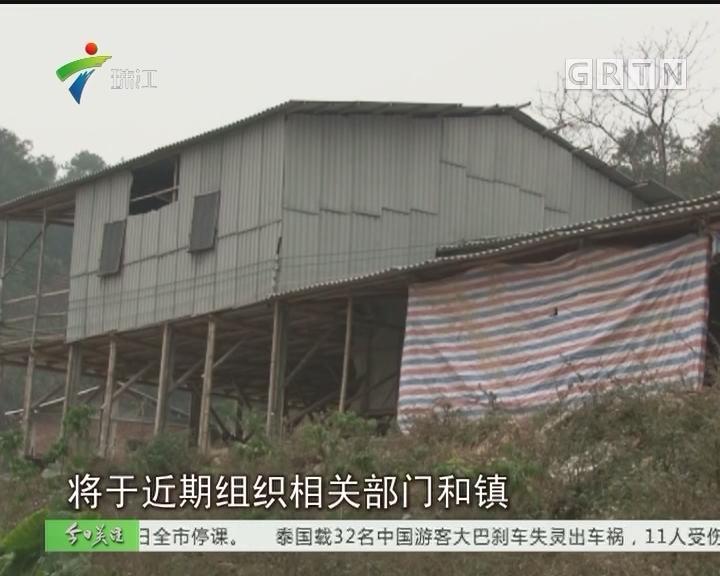 新兴环保部门:违规养殖场必须关停清拆