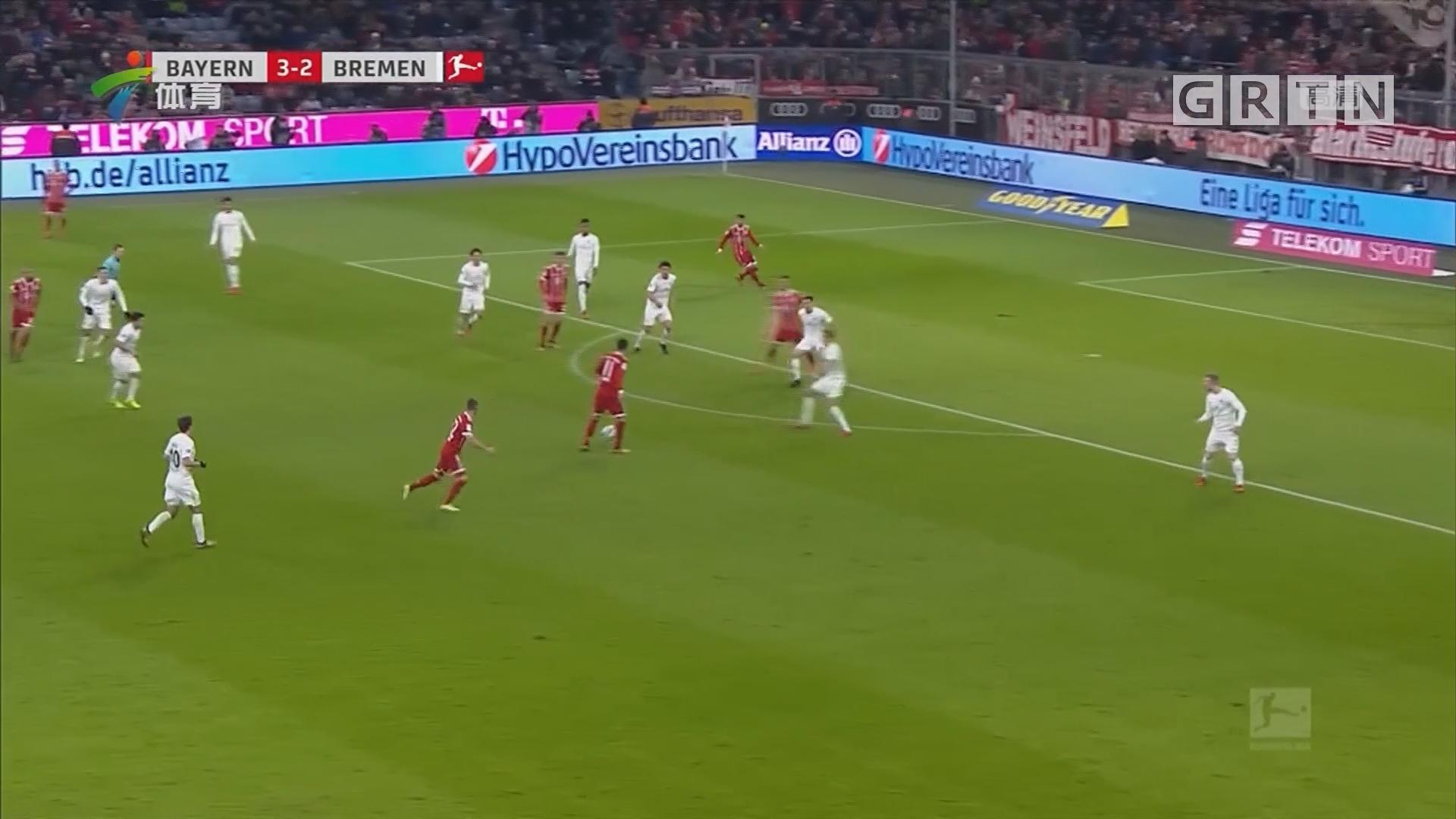 穆勒德甲第100球 拜仁豪取六连胜