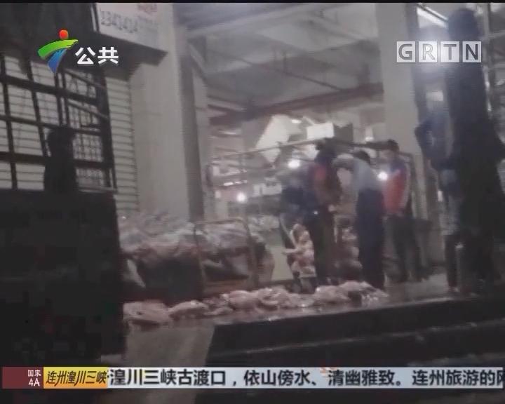多地猪肉运输存在违规乱象