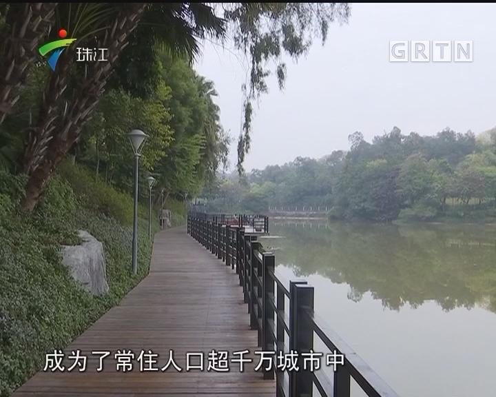国家中心城市中广州PM2.5率先达标