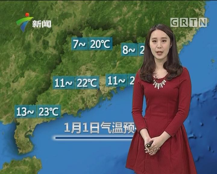 20180101天气预报