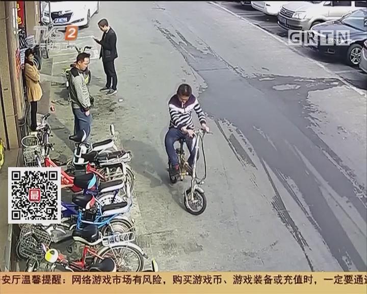 佛山顺德:花式试驾骗走车 商户要谨慎!