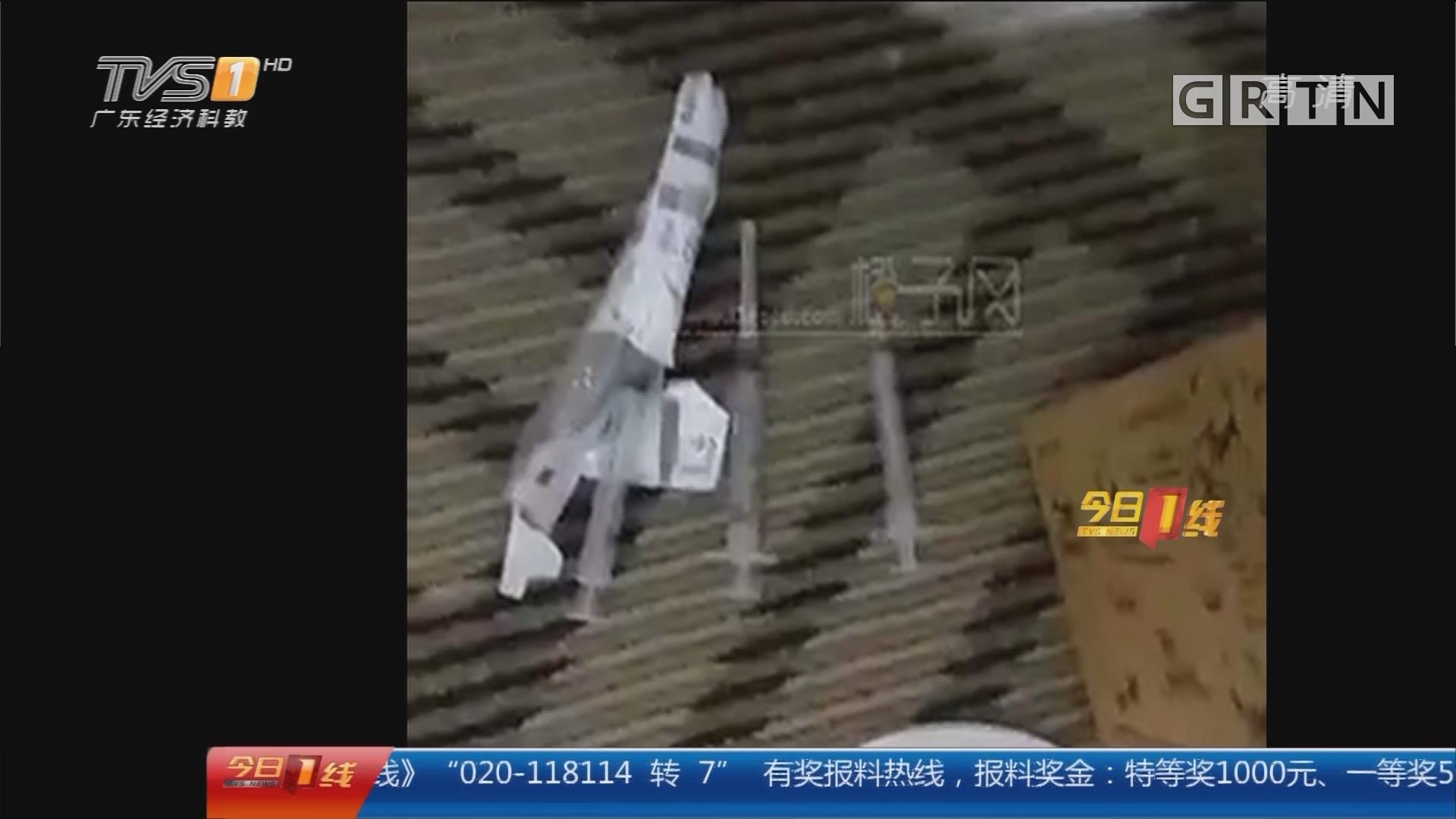 江门开平:连锁酒店惊现针筒?警方介入调查