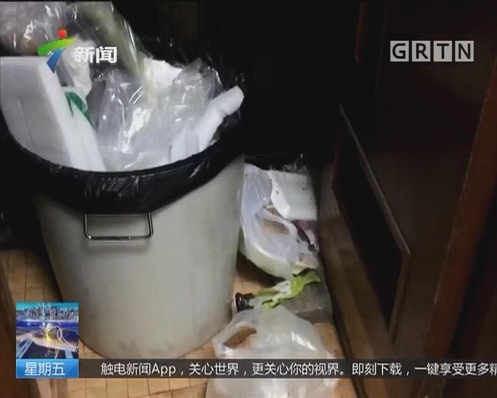 """限塑令十年:广州 外卖快递垃圾大增 """"白色污染"""" 愈演愈烈"""