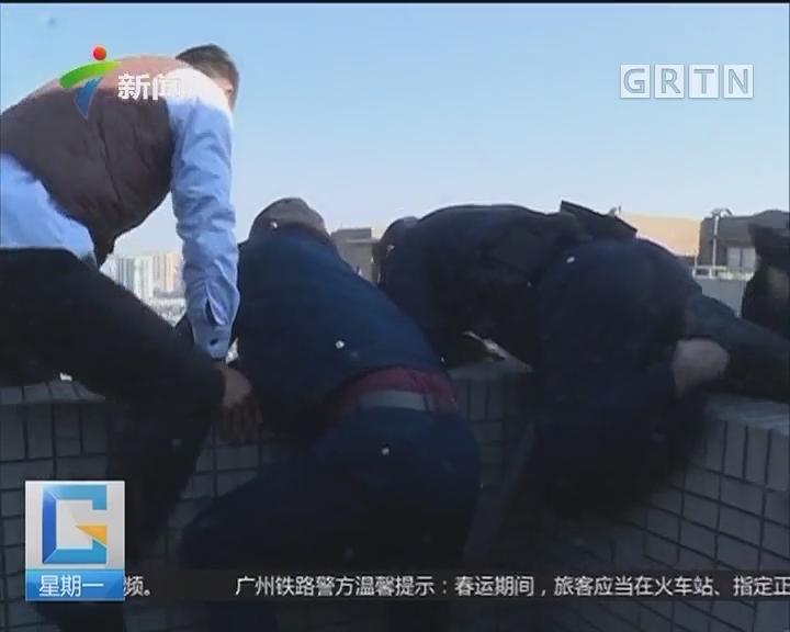 浙江杭州:准妈妈轻生 警民合力上演生死大逆转